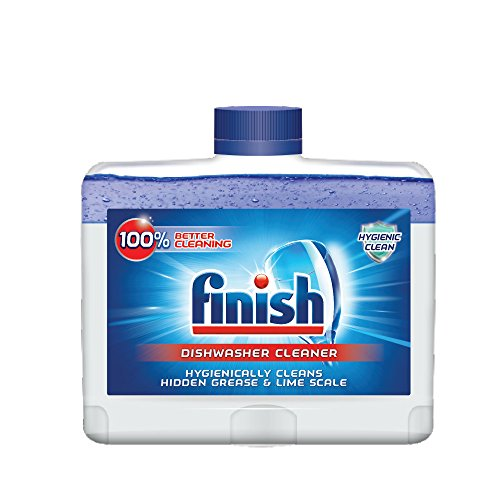 Finish Dual Action Dishwasher Cleaner: Fight Grease &...
