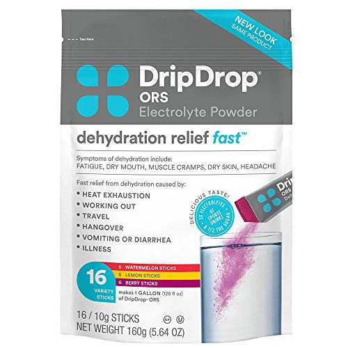 DripDrop ORS - Electrolyte Powder For Dehydration Relief...