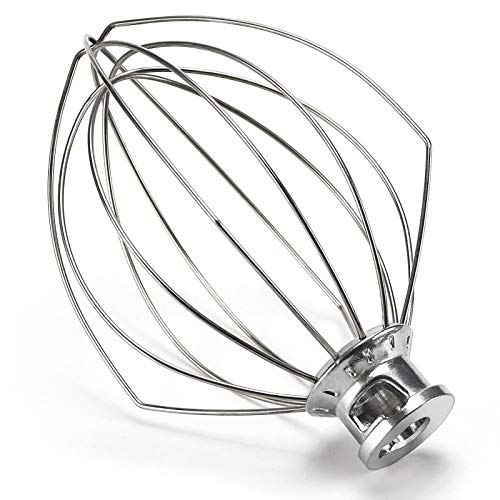 K5AWW 6-Wire Whip Attachment for Whirlpool KitchenAid 5...