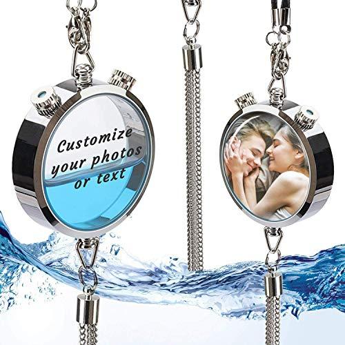 Custom Car Air Freshener Perfume Box Pendant with...