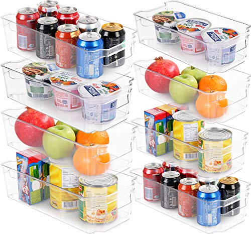 Utopia Home Set of 8 Pantry Organizers-Includes 8 Organizers...