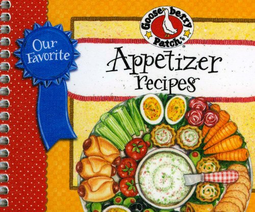 Our Favorite Appetizer Recipes Cookbook (Our Favorite...