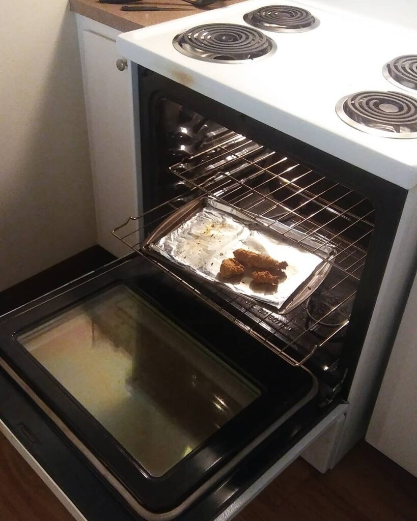 How to Get Melted Plastic off Oven Heating Element?