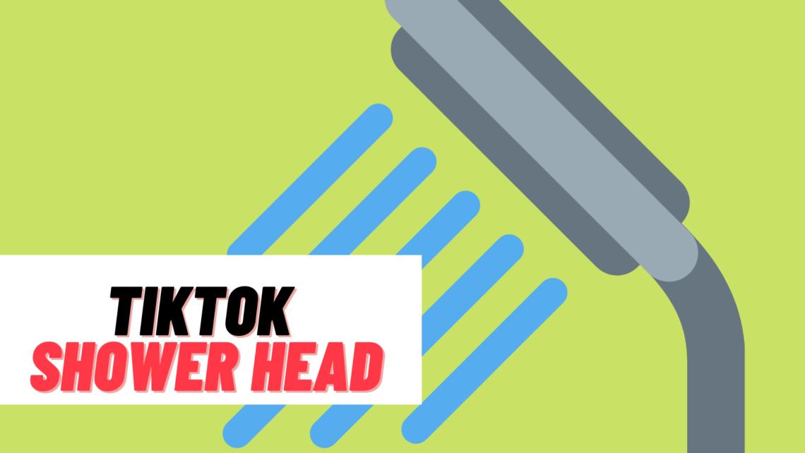 7 BEST TikTok Shower Head