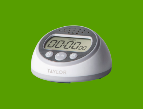 best kitchen timer for hearing impaired