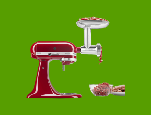 best meat grinder for KitchenAid mixer